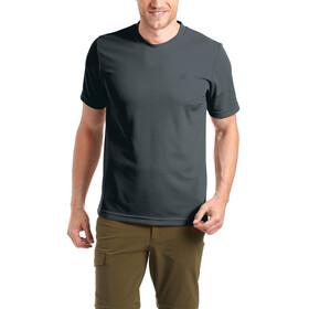 Maier Sports Walter - Camiseta manga corta Hombre - gris